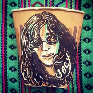 joey-ramone-coffee-cup-portrait